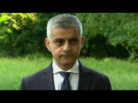 London's Mayor Sadiq Khan: More attacks 'highly likely'