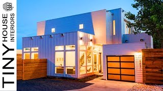 Shipping Container Homes In Texas For Sale | Tiny House Interiors