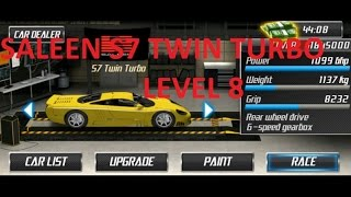 Repeat youtube video Drag Racing Saleen S7 Twin Turbo Career Stage 8