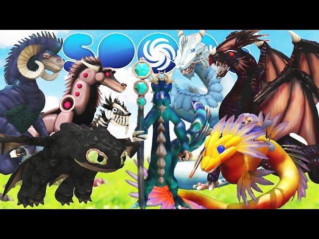 EL ARTE DE CREAR DRAGONES | SPORE #41