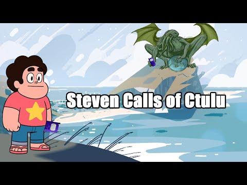 Steven Calls of Ctulu