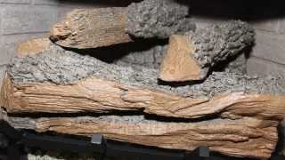 How To Install Your New Gas Log Set - The Fire Place - Palm Desert