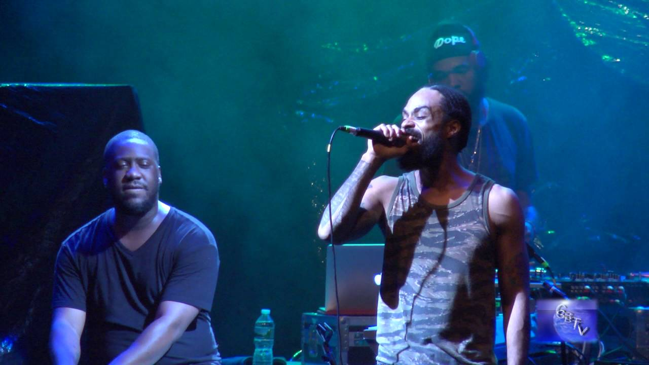 "ROBERT GLASPER EXPERIMENT  ""Feat. BILAL"" (HD)G.B.T.V. CultureShare ARCHIVES 2016"