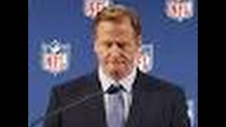 Past, present NFL-ers rip Roger Goodell press conference