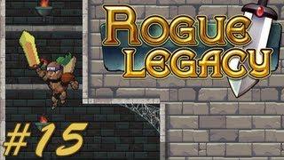 Лололоша в Rogue Legacy #15 (Смог!)