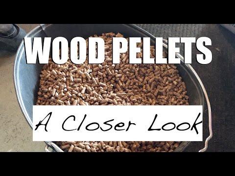 Wood Pellets  - A Closer Look!