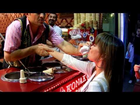Earning Your Ice Cream, Kahramanmaraş style
