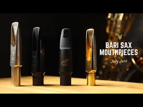 Great Bari Sax Mouthpiece Upgrade Options From Jody Jazz
