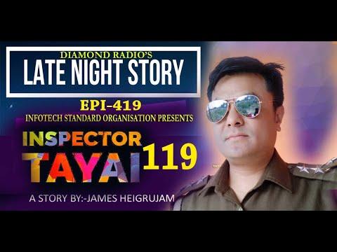 Download INSPECTOR TAYAI 119    8th  MARCH 2021    DIAMOND RADIO LIVE STREAMING