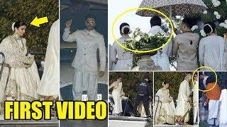 FIRST VIDEO Deepika Padukone And Ranveer Singh Marriage In Konkani Ceremony