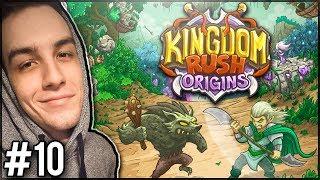 KRYSZTAŁY I TELEPORTY! - Kingdom Rush Origins #10