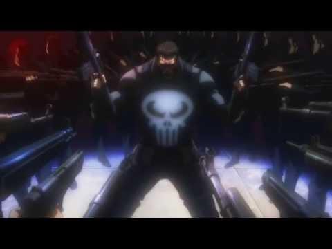 'AMV' The Punisher - I am Hated (Slipknot)