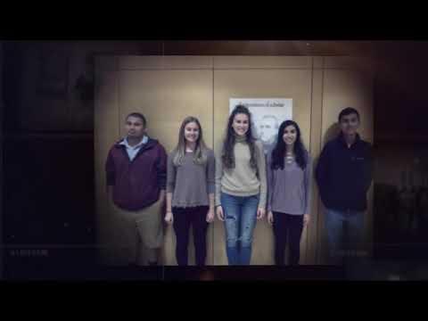 John Handley High School Class of 2019 Junior Year Homecoming video (2017)
