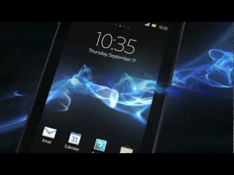 Xperia™ sola - Get entertained with a sense of mag
