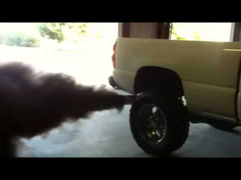 800hp duramax Blowin smoke