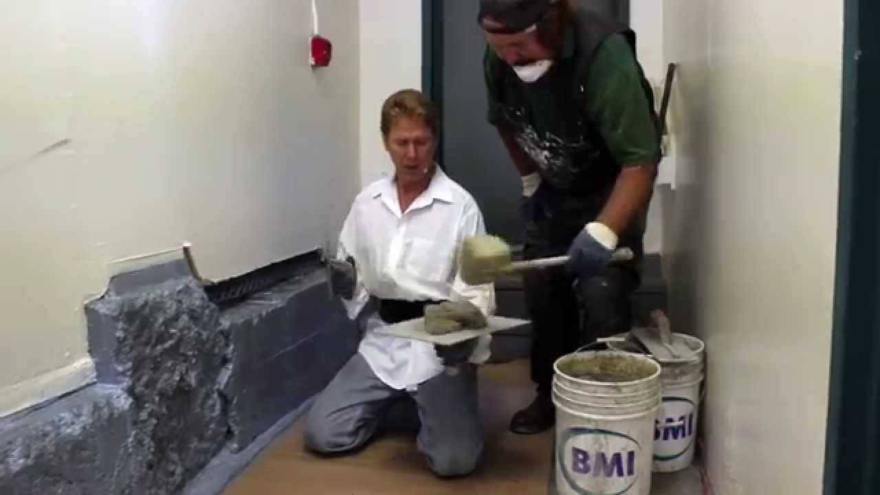 Great Teaching Internal Or Interior Cement Plastering Over Concrete Walls    YouTube