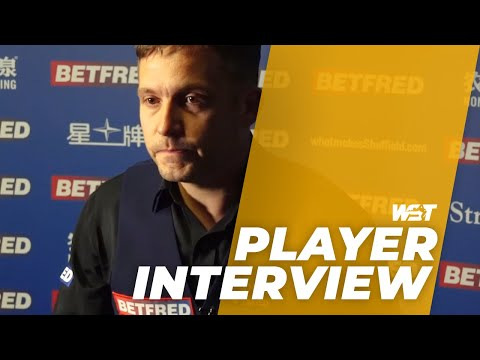 Jamie JONES Emotional About Judgement Day Return | Betfred World Championship Qualifying