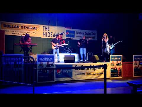Alexes AIken performing Chainsaw by Old Dominion (cover)