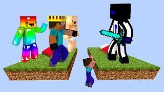 КАК ОДНОМУ ПОБЕДИТЬ КОМАНДУ ИЗ 4 ЧЕЛОВЕК? СПОСОБ ЕСТЬ - (Minecraft Bed Wars)