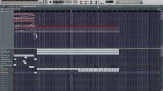 Basshunter- Camilla FL Studio 8 XXL