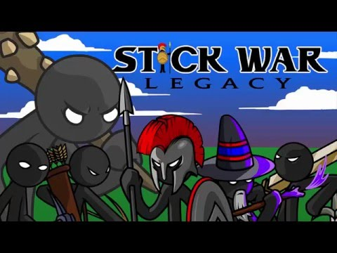 Stick War: Legacy (Mobile) Trailer