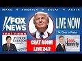 FOX News Live Stream 24/7 HD - Trump Breaking News - Tucker Carlson Tonight - Hannity
