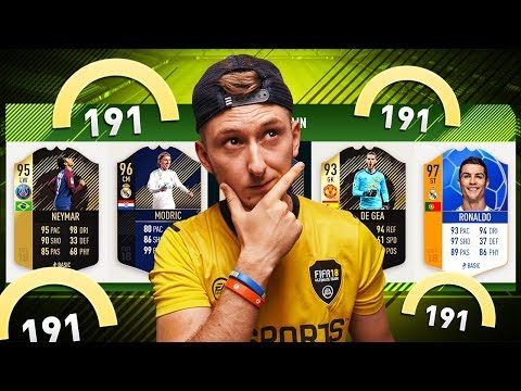 ZROBIŁEM DRAFT 191 - FIFA 18 CHALLENGE [#16]
