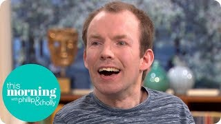 Lost Voice Guy Reveals the Stupid Questions He Gets Asked About His Disability   This Morning