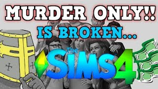 The Sims 4 Is a Perfectly Balanced Game With No Exploits - Making Millions