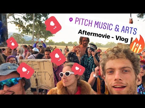 Pitch Music & Arts Festival 2018 - Aftermovie / Vlog (with Track ID's!)