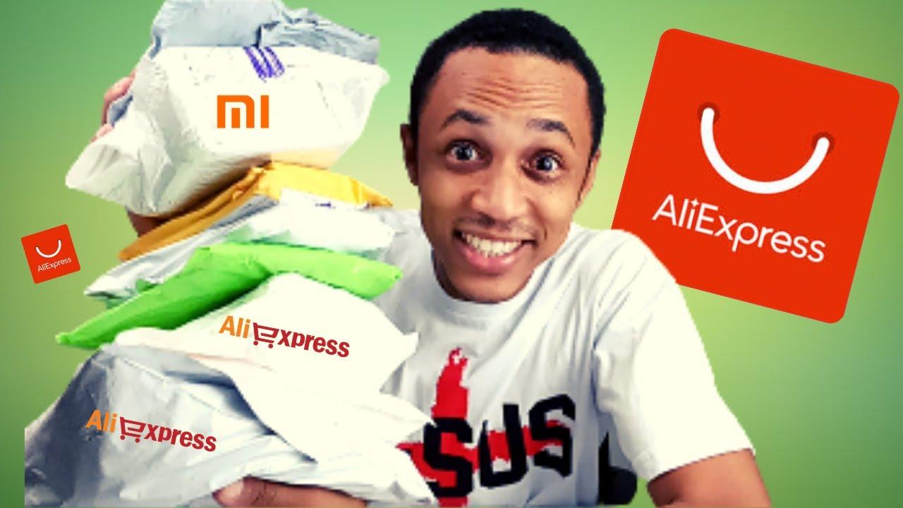 MEGA UNBOXING de itens do Aliexpress | Comprar no Aliexpress vale a pena! Ganhe com importação