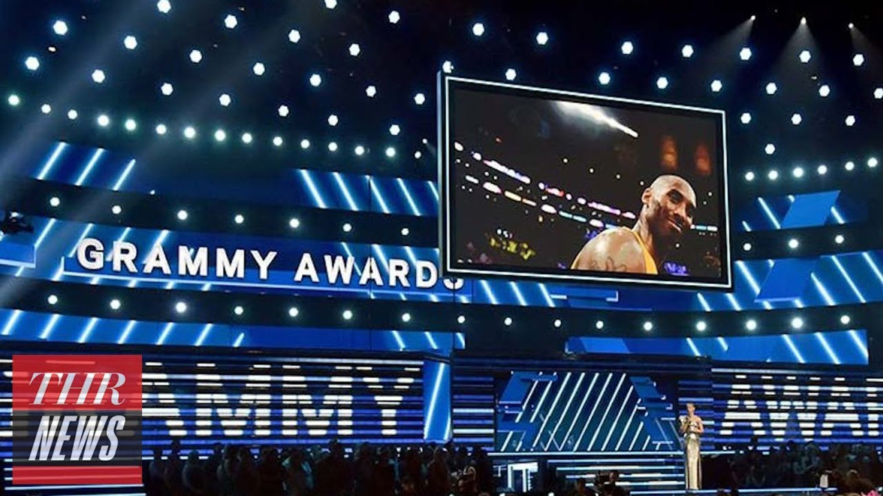The Touching Ways the Grammys Paid Tribute to Kobe Bryant at the Grammys 2020 | THR News