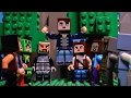 The Hacker | Lego Minecraft Stop-Motion Animation