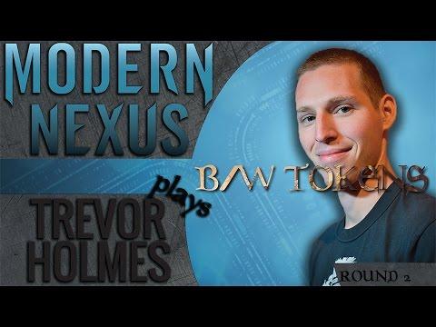 Trevor Holmes Plays MTGO Ep.: BW Tokens (Round 2)