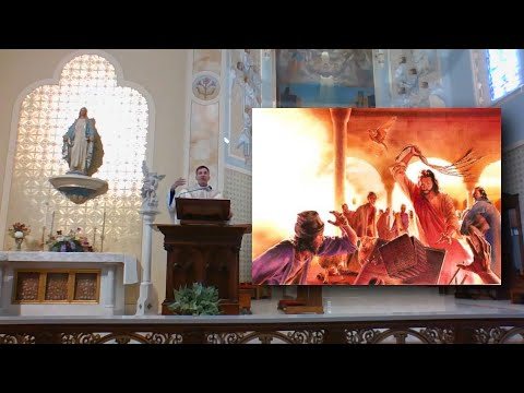 Fr. Altman: Jesus Will Cleanse His Church