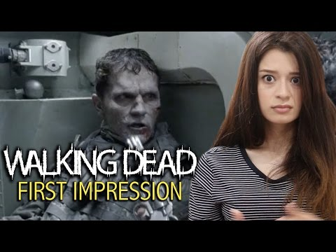 Girl Watches 'Walking Dead' For The First Time Ever