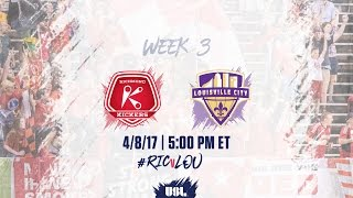 Richmond Kickers vs Louisville City FC full match