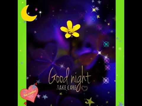Good Night Video New Whatsapp Status Greetingsquotes