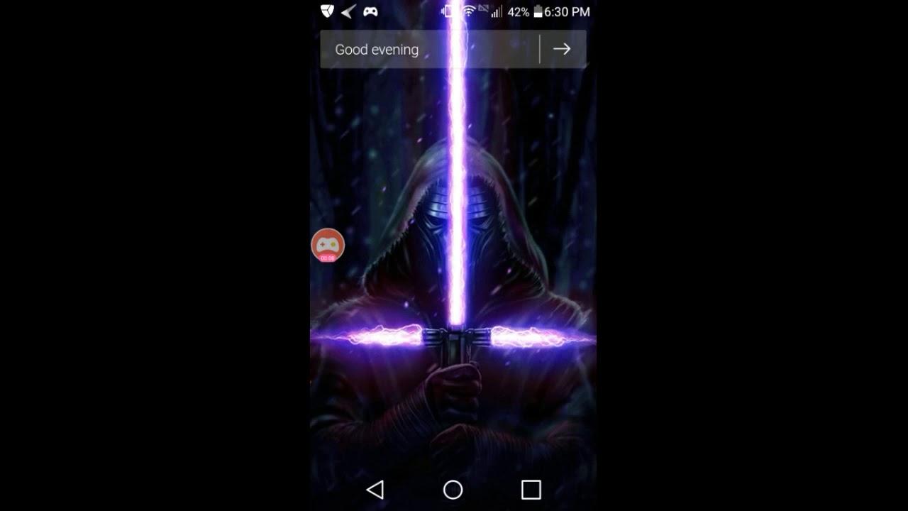 Cool 3d Star Wars Wallpaper Youtube