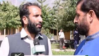 Awaz E GB with Journalists of Gilgit at Nagar hosted by Essa Haleem 10 10 2018