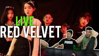 RED VELVET RBB + Butterflies live stages (Reaction)