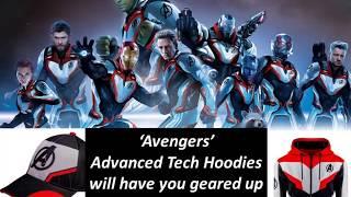 Avengers - Advanced Tech Hoodies