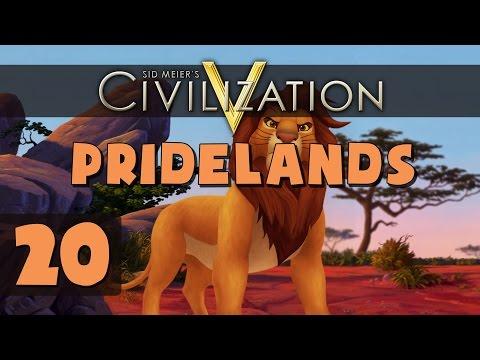 Civilization 5 Deity - Let's Play Pridelands - Part 20