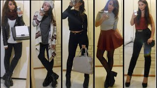 ♡ WEEK in OUTFIT ♡ FALL 2015