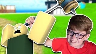 I BANNED so many NOOBS! - Roblox