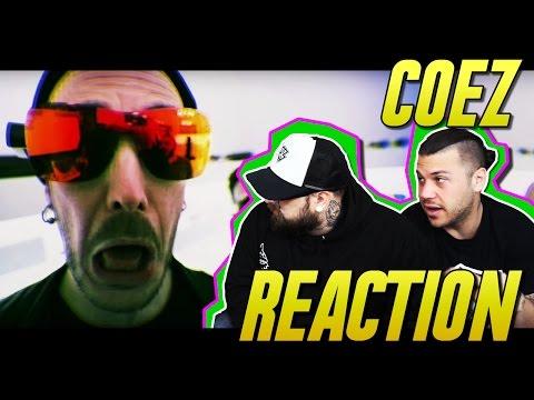 RAP REACTION | Coez - Taciturnal / Occhiali Scuri ft. Gemello, Gemitaiz | ARCADEBOYZ