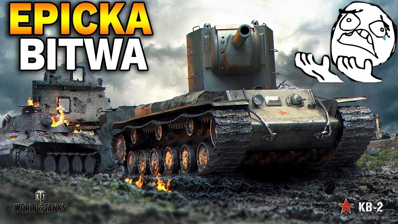 NIESAMOWITA BITWA – World of Tanks
