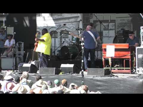 Christone Kingfish Ingram Live at The Safeway Waterfront Blues Festival 2015