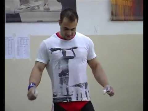 Ilya Ilin 192.5 Kg Snatch On Training!