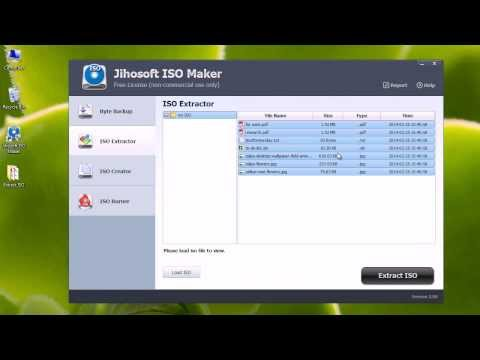 ISO Extractor: How To Extract ISO File For Free